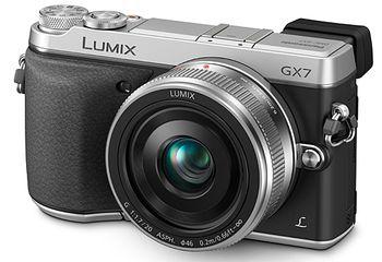 Новая беззеркальная камера Panasonic Lumix GX7. Фото: panasonic.net