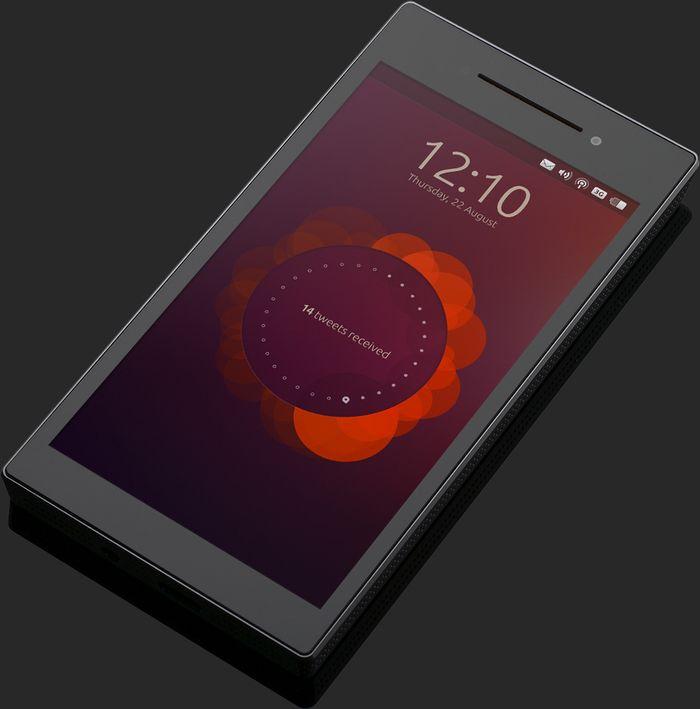 Инженерный образец Ubuntu Edge. Фото: developer.ubuntu.com