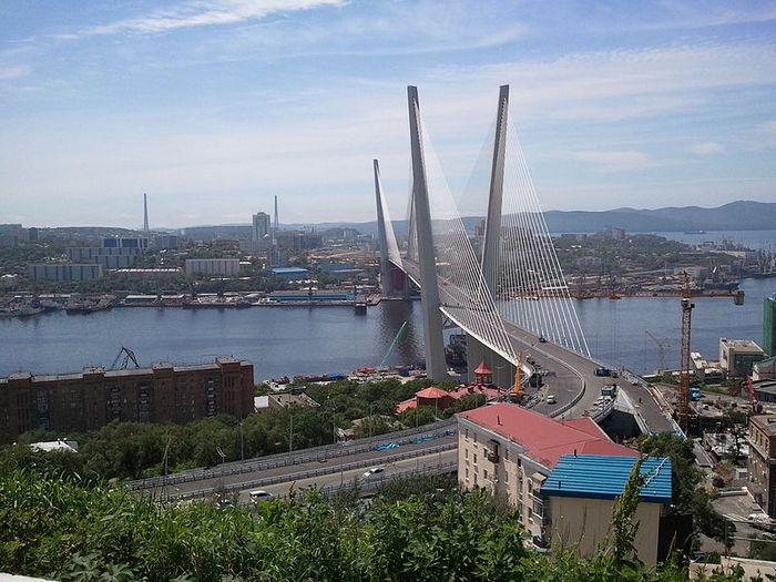 Владивосток. Фото: Виталий Капвит.