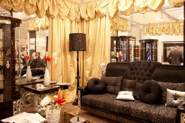 Выставка мебели и дизайна интерьеров i Saloni WorldWide 2013. Фото: Наталия КЛЮЕВА/ Студия креативного проектирования «Философия дизайна»