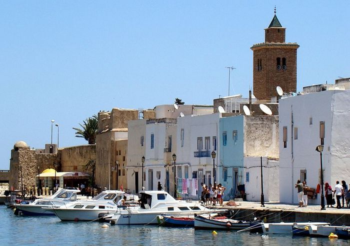 Бизерта — портовый город на побережье Средиземного моря на севере Туниса. Фото: O.Mustafin/commons.wikimedia.org