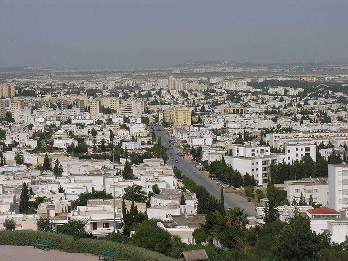 Тунис — столица Туниса и провинции Тунис. Фото: Citizen59/commons.wikimedia.org