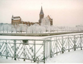 Зимний Калининград. Фото с сайта www.liveinternet.ru