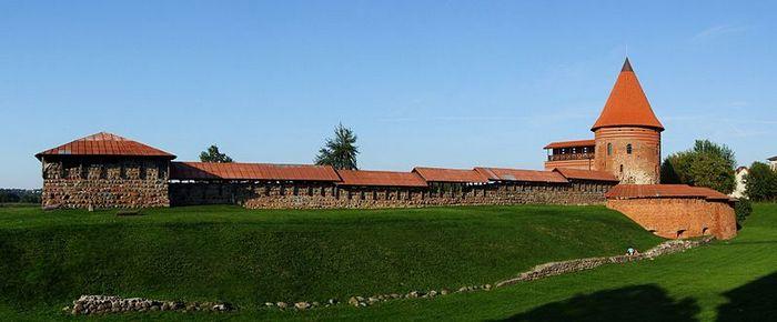 Каунасский замок, Литва. Фото: Pudelek/commons.wikimedia.org