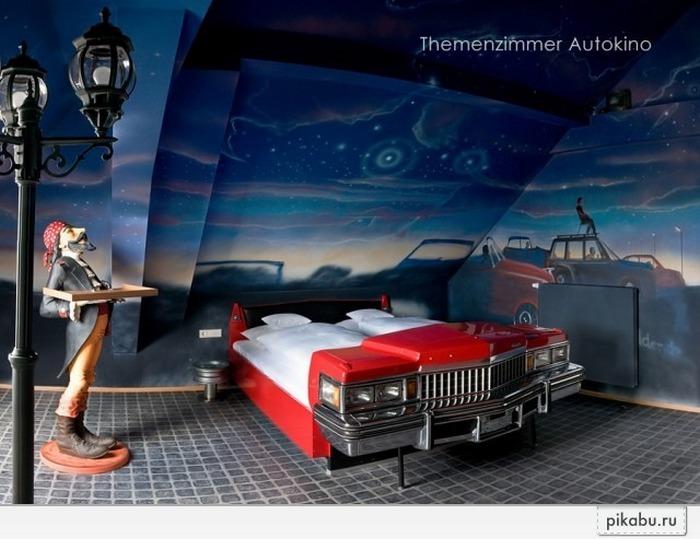 Номер в отеле V8. Фото с сайта autozoo.ru