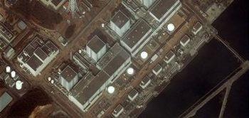Радиационный фон после взрыва на японской АЭС пока угрозы не представляет. Фото: DigitalGlobe via Getty Images