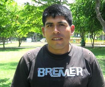 Уильям Киспе, Лима, Перу. Фото с сайта theepochtimes.com