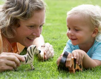 Если у ребенка есть бабушка, то это и есть самое настоящее счастье. Фото: Getty Image