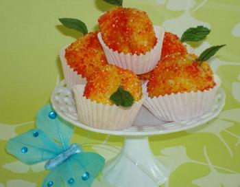 Это восхитительное мини-печенье, которое напоминает персики, - легкая версия итальянского персикового печенья Pesche, которое традиционно наполняется кремом. Фото: Сандра ШИЛДС/Великая Эпоха/The Epoch Times