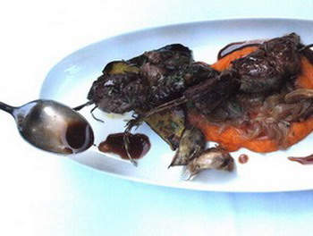 Все, из чего готовят еду в «Аркадии», выращено и произведено в  Израиле. Фото: Хава ТОР/Великая Эпоха/The Epoch Times