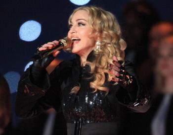 Мадонна. Фото: Christopher Polk/Getty Images