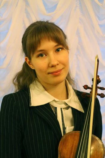 Ольга Артюгина. Фото предоставлено пресс-службой Санкт-Петербургского Дома музыки