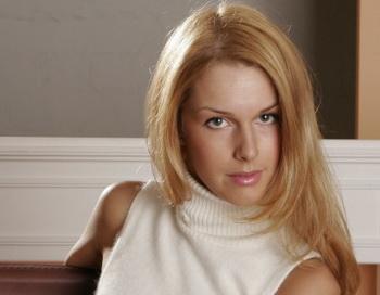 Евгения Воскобойникова, лицо конкурса моды BezgranizCouture. Фото: bezgraniz-couture.com