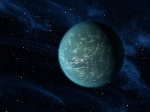 НАСА обнаружило планету, пригодную для жизни. Фото: Ames/JPL-Caltech/NASA via Getty Images