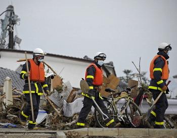 Япония обратилась к МАГАТЭ с просьбой о помощи. Фото:  PHILIPPE LOPEZ/AFP/Getty Images
