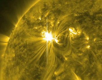 Фото: NASA/Solar Dynamics Observatory (SDO) via Getty Images