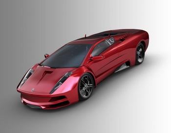 Автомобиль от Lamborghini. Фото: Stefan Schulze/Photos.com