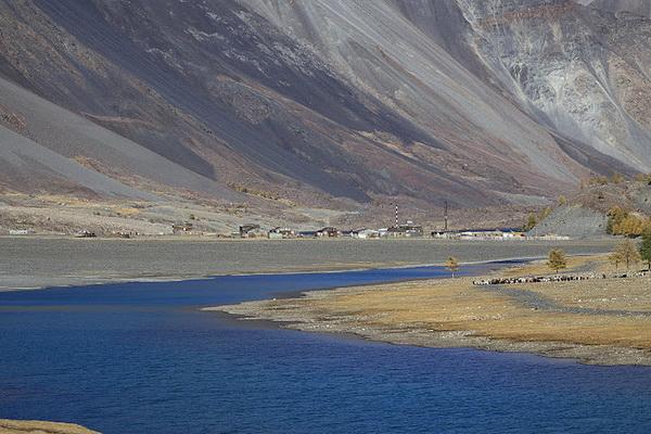 Неизведанные уголки Монголии. Фото: Евгений Горбик