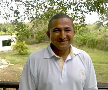Хорхе Эльесер Корреа Кастеллар, менеджер по туризму, гид. Фото с сайта theepochtimes.com