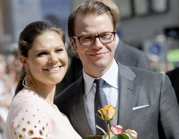 Принцесса Виктория и её муж Даниэль стали родителями. Фото: abendblatt.de