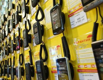 Салон связи. Фото РИА Новости