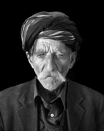 Нима Ализаде (Tirgun Image Works Gallery, Iran). Фото предоставлено пресс-службой ООО «Экспо-парк Выставочные проекты»