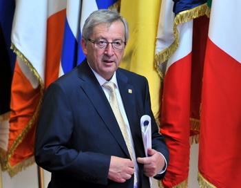 Жан-Клод Юнкер остаётся на посту председателя совета Министров Евросоюза. Фото: GEORGES GOBET/AFP/Getty Images