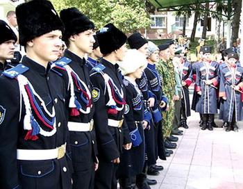 В России появится молодежная казачья организация. Фото с сайта soldati-russian.ru