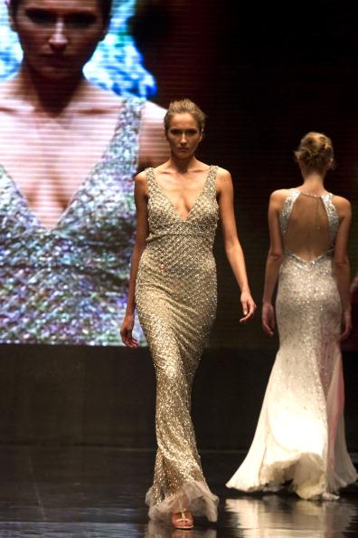 Неделя моды в Израиле, 21-22 ноября, Тель-Авив. Фото: JACK GUEZ/AFP/Getty Images