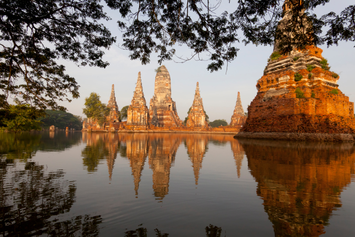 Тайланд. Фото: iSIRIPONG/Photos.com