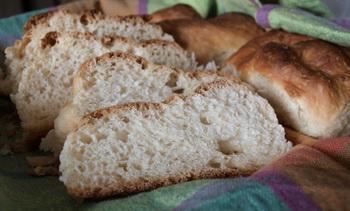 Домашний хлеб. Фото: Хава ТОР/Великая Эпоха