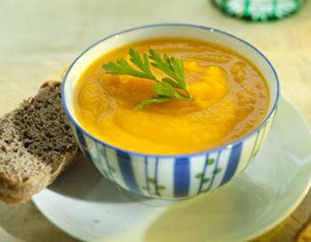 Суп-пюре овощной. Фото: greenmama.ru