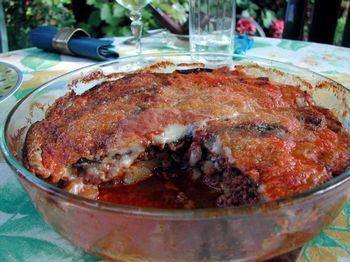 Мусака – греческое блюдо из баклажанов. Фото с сайта epochtimes.com.ua
