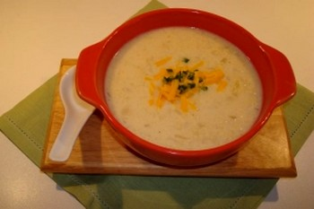 Кремовый суп из цветной капусты приготовить не очень просто, но труд оправдает себя. Фото: Сандры Шилдс, Великая Эпоха