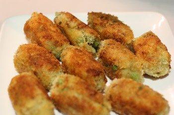 Самоса крокеты с горохом и картофелем. Фото: lesleytellez.files.wordpress.com
