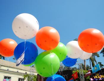В Юрмале открылся конкурс «Новая волна-2013». Фото с сайта mixnews.lv