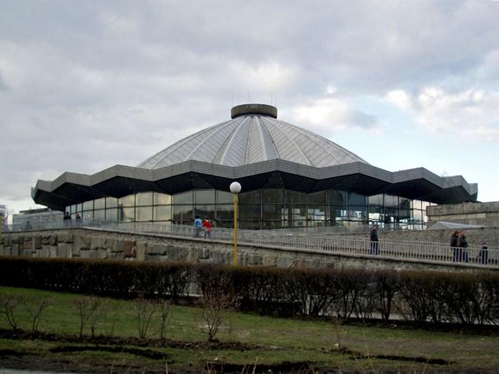 Большой Московский цирк. Фото с wikimedia.org