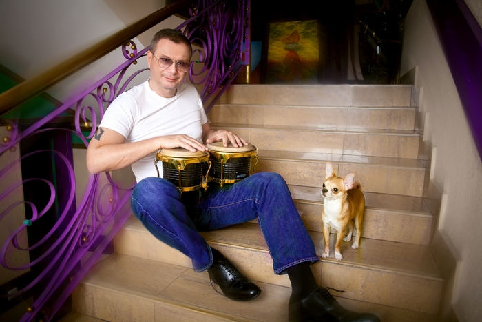 Андрей Ковалёв. Фото предоставлено Андреем Ковалёвым