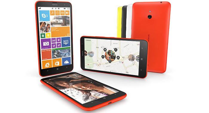 Фаблет Lumia 1320. Фото: Nokia.com