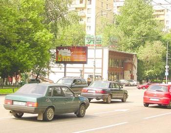 Нижегородская улица в Москве. Фото с сайта www.admos-outdoor.ru