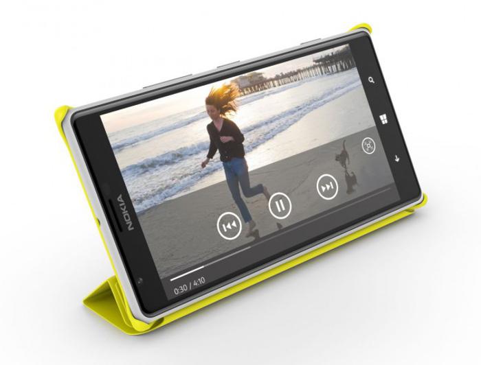 Планшетофон Lumia 1520. Фото: Nokia.com