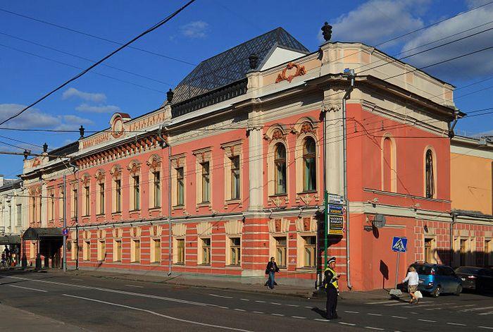 Дом Морозова. Фото: A. Savin/wikimedia.org
