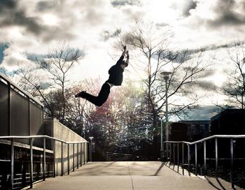 Узнайте о ещё нескольких мотивирующих факторах, которые помогают другим людям настраивать себя на физическую активность. Фото: jesselaflair.com