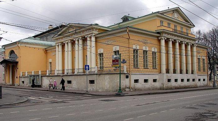 Музей Пушкина. Фото:  NVO/wikimedia.org