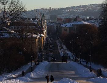 Осло. Фото РИА Новости