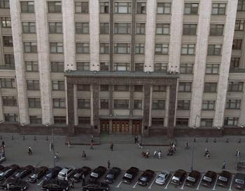 Здание Государственной Думы. Фото РИА Новости