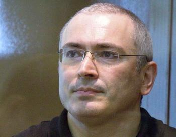 Экс-глава ЮКОСа Михаил Ходорковский. Фото РИА Новости