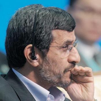 Президент Ирана Махмуд Ахмадинежад. Фото РИА Новости