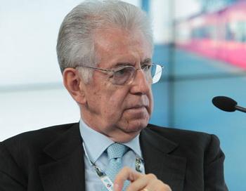 Марио Монти. Фото РИА Новости