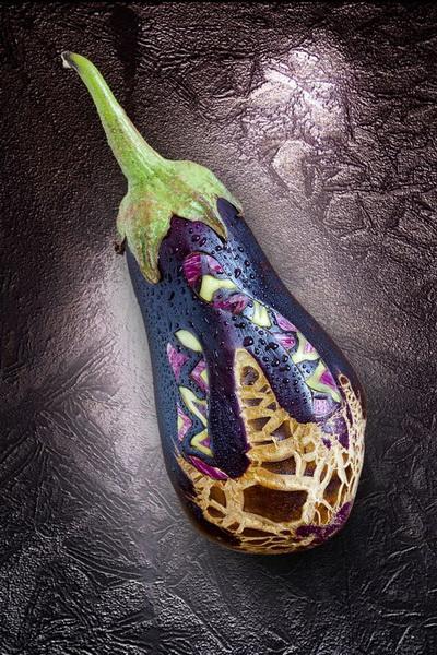 Искусство декоративной резьбы по овощам и фруктам. Фото с сайта animalworld.com.ua